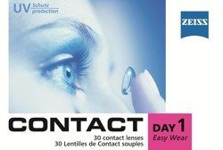 Soczewki Contact Day1 Easy Wear 30szt.
